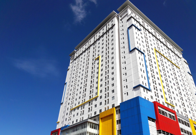 Apartemen Murah di Bassura Jakarta