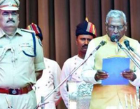 Phagu Chauhan Sworn In As Bihar Governor
