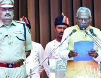 Phagu Chauhan Sworn In As Bihar Governor