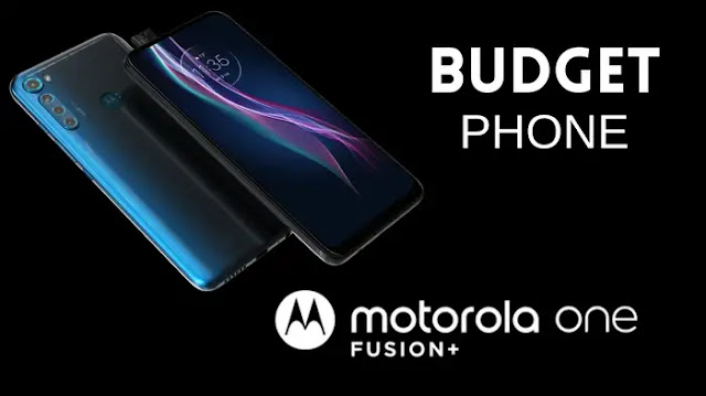 MOTO ONE FUSION PLUS Price, Review, Specs & First Impression