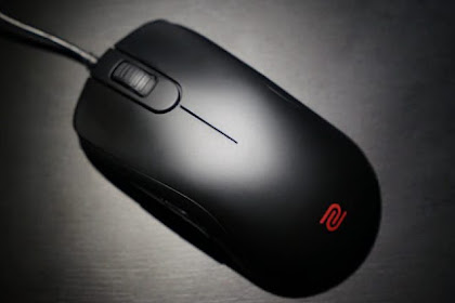 BenQ Luncurkan Dua Tipe Mouse Gaming ZOWIE S