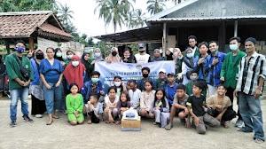 Peduli banjir Sekotong dan Kuta, Mahasiswa Bidikmisi NTB kirim bantuan