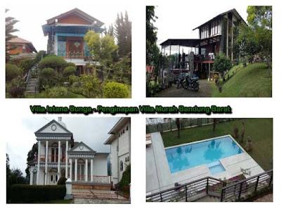 Villa Istana Bunga - Penginapan Villa Murah Bandung Barat
