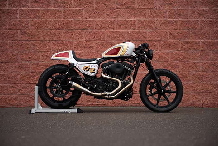 Harley cafe - roland sands design components