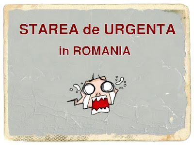 ce este starea de urgenta si ce nu trebuie sa faci cand este stare de urgenta