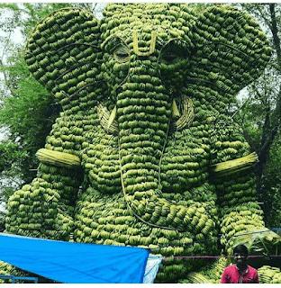 Banana Ganesha