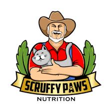 Scruffy Paws Nutrition Logo