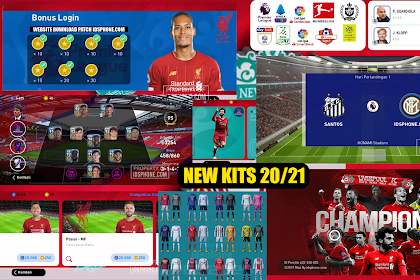 PATCH PES 2020 LIVERPOOL | IDSPHONE PATCH V4.6.0