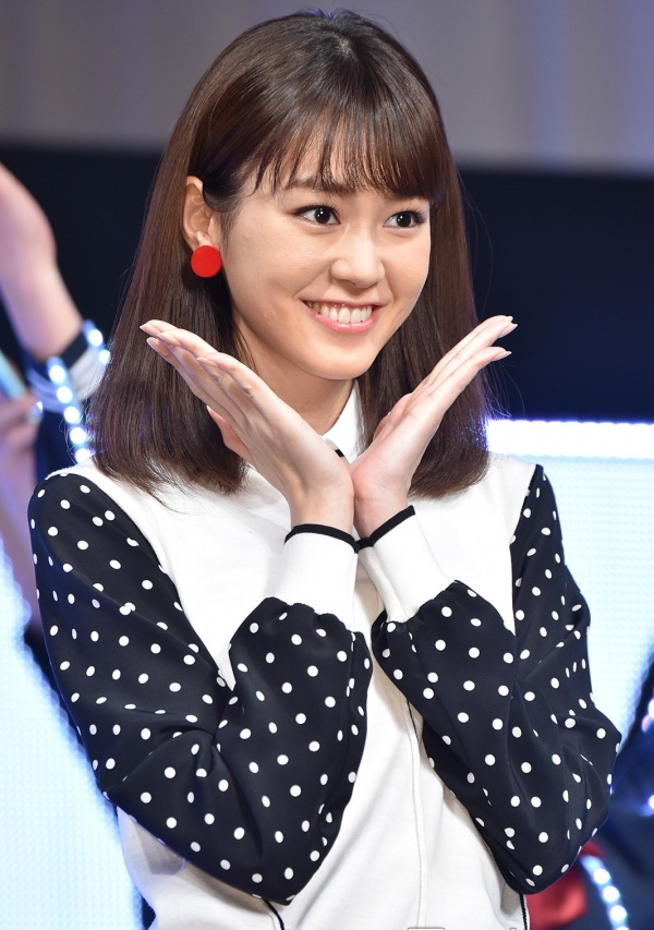 Nao Kanzaki and a few friends: Mirei Kiritani: 'Y Mobile ...