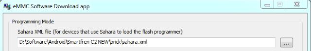 Tutorial Cara Mengatasi Andromax C2 Yang Terdeteksi 9008 - Referensi