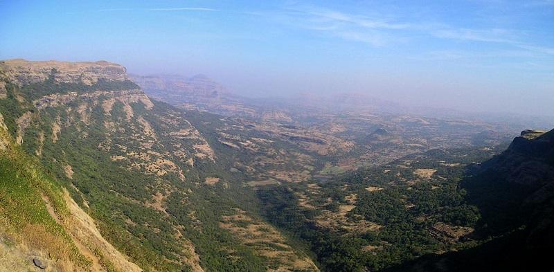 Harishchandragad, India - A beautiful hill fort and a popular trekking destination