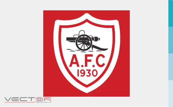 Arsenal FC (1930) Logo - Download Vector File SVG (Scalable Vector Graphics)