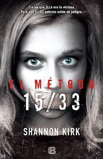 """""""El método 15/33""""de Shannon Kirk"""