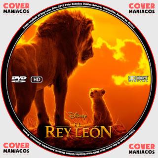 GALLETAEL REY LEON - THE LION KING - 2019