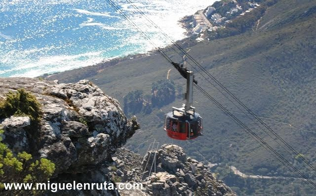 Funicular-Table-Mountain