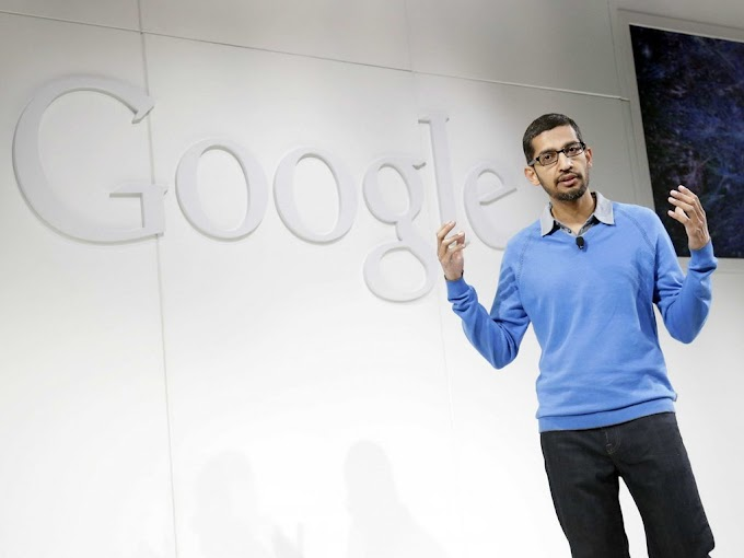 Google CEO Opposed The Decision of US President Donald Trump