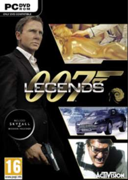 James Bond 007 Legends PC [Full] [ISO] [MEGA]