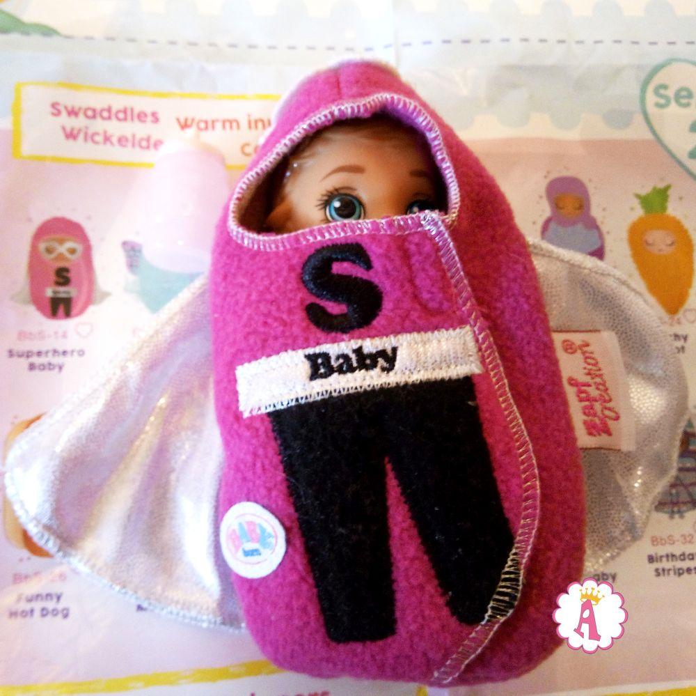 Пупс супергерой Baby Born Surprise Superhero Baby