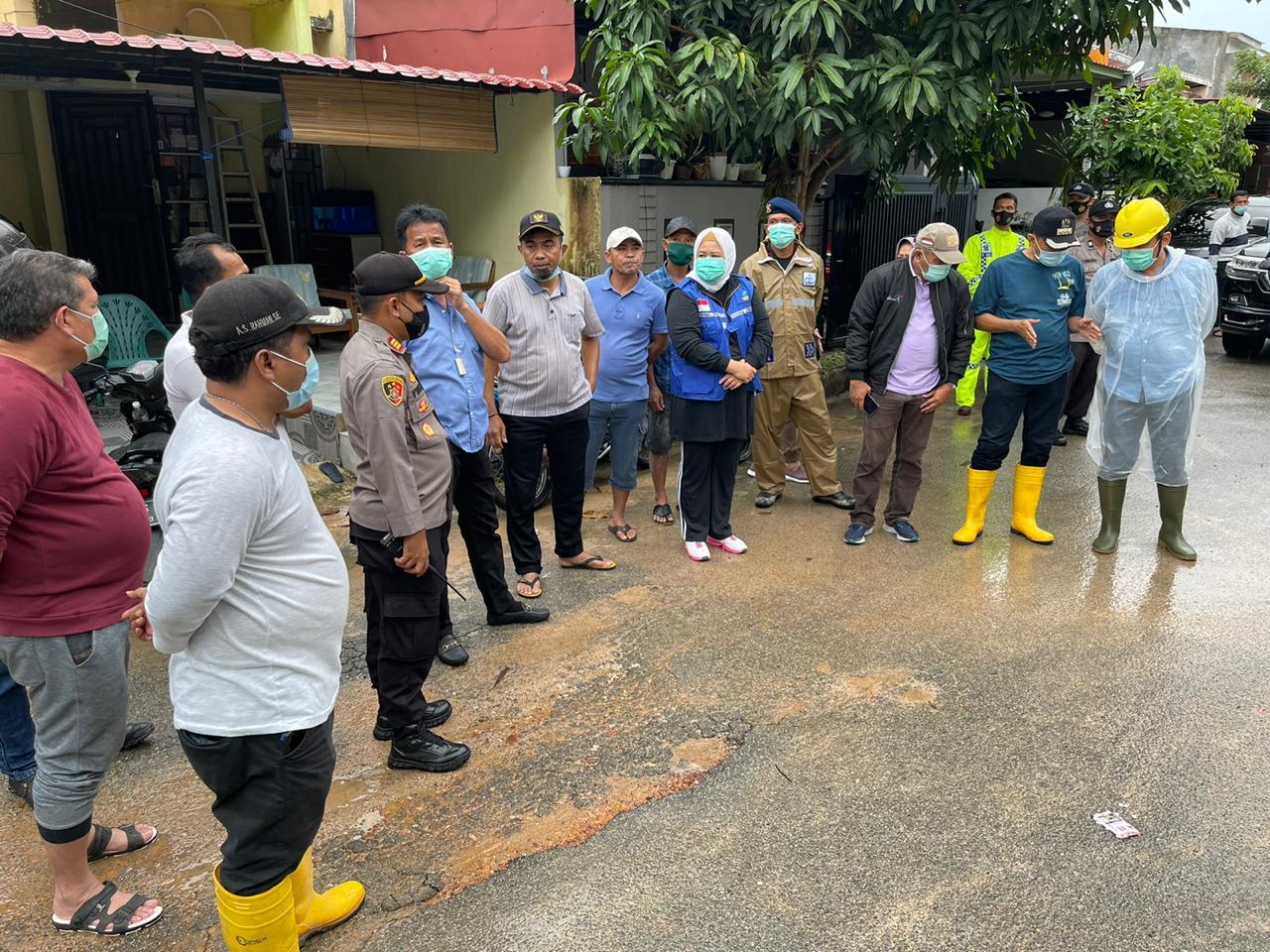Pemko Batam Memonitoring Untuk Antisipasi Dampak Cuaca Ekstrim