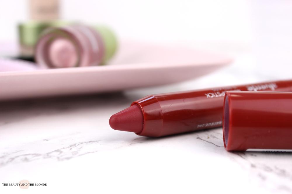 Alverde Neuheiten 2017 Mat Lipstick Red Kiss
