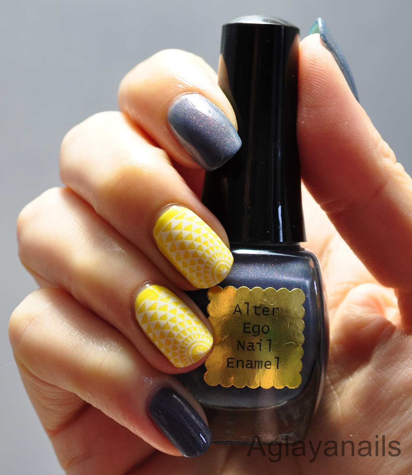 Aglayanails 26 Great Nail Art Ideas Sunshine