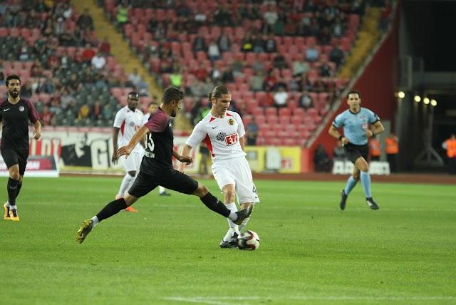Eskişehirspor 1- 1 Keçiörengücü