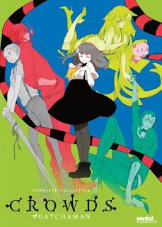 Gatchaman Crowds - Anime Musim Panas 2013 Paling Keren