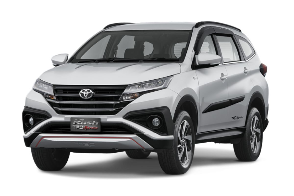 toyota philippines to start rush suv retail sales by may philippine car news car reviews. Black Bedroom Furniture Sets. Home Design Ideas