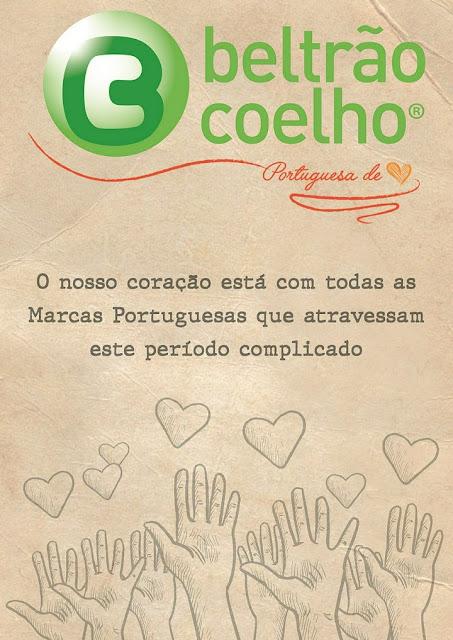 Beltrão Coelho lança campanha de valorização das marcas portuguesas