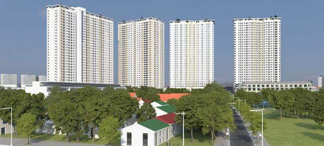 Quần thể khu đô thị kiểu mẫu Gelexia Riverside