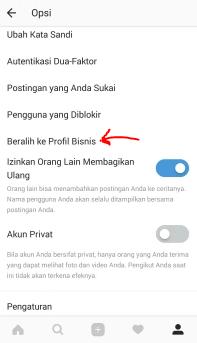 Cara Membuat Tulisan Blog Pribadi Di Bio Instagram Bahas Android