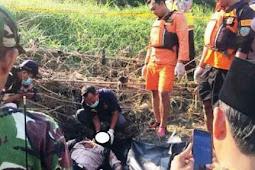 Hilang Terseret Arus Sungai Brantas, Jenazah Siswa MTS Arrahmah Akhirnya Ditemukan