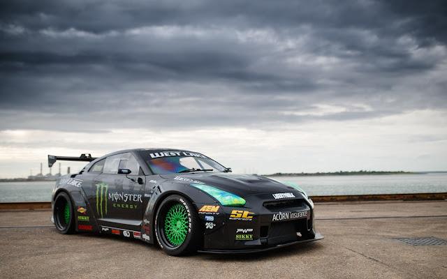 Nissan GTR SB Motorsport