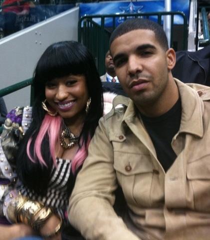 drake and nicki dating 2012