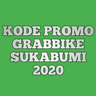 Daftar kode promo grabbike Sukabumi 2020