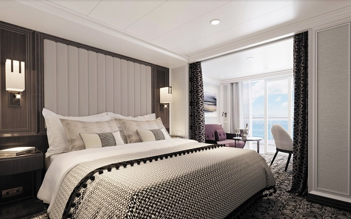 The Veranda Suite - Regent Seven Seas Cruises®