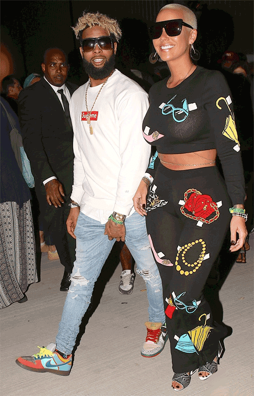 amber rose is dating who now They're instagram (stories) official now amber rose and rapper 21 savage, whose real name is shayaa bin abraham-joseph, took things to the next level by posting their relationship on social.