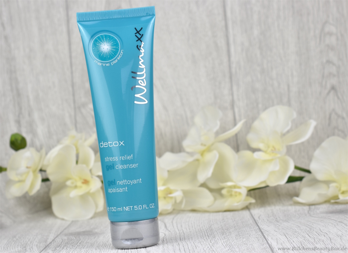 Review Wellmaxx Detox Stress Relief Gel Cleanser