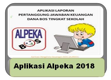 Aplikasi Alpeka 2018 Tingkat SD, SMP, SMA/SMK