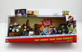 toy story buddy pack that time forgot