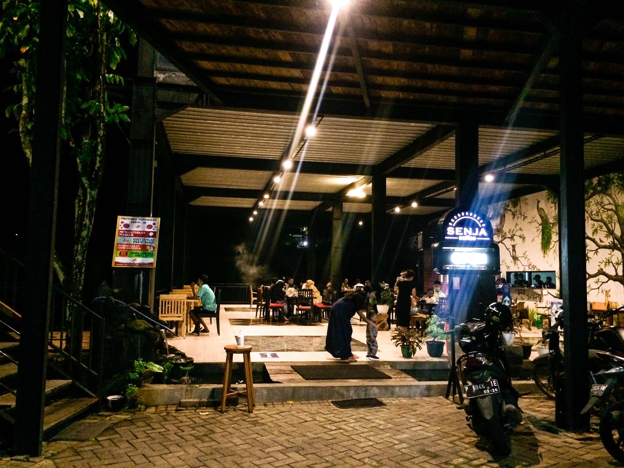 Senja Cafe Jember