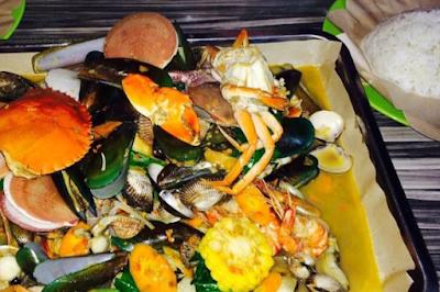 Seafood Kalion Bang Bopak