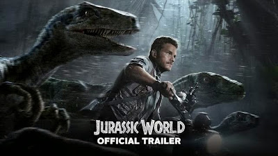 Steven Spielberg's Jurassic Park will become famous soon Jurassic World in the face of cinema lovers on June 12, 2015