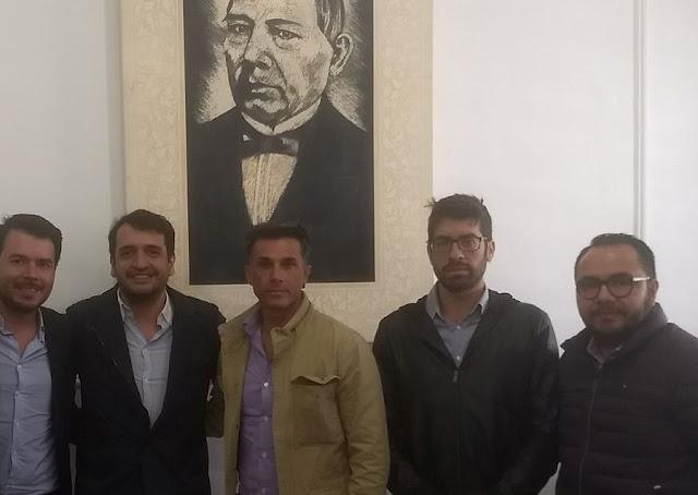 Sergio Mayer va por una curul en la Cámara de Diputados