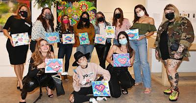 You Glow Girl grant recipients