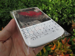 Casing Blackberry Samoa 9720 Fullset Termasuk Touchscreen