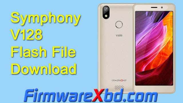 Symphony V128 Flash File Download Without Password Firmware