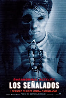 Póster: Paranormal Activity: Los señalados (2013)