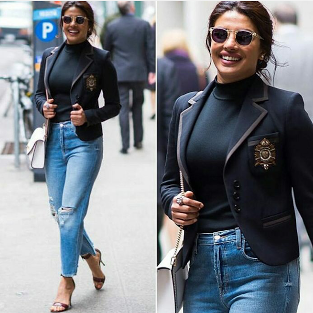 Priyanka Chopra In Casuals