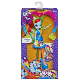 MLP Equestria Girls Rainbow Rocks Neon Single Wave 1 Rainbow Dash Doll